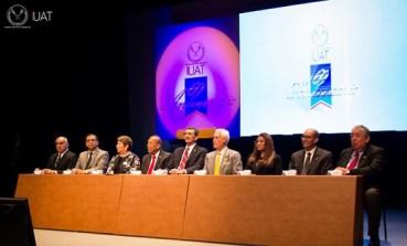 Preside Rector en Tampico ceremonia del 69 aniversario de la UAT