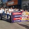 Destacada participación de la UNT Campus Tampico en el desfile del 209 aniversario de la Independencia de México
