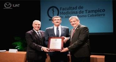 Acreditan calidad educativa de la Facultad de Medicina-UAT Tampico