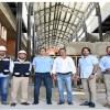 Notorio Avance Presenta la obra de los Mercados Municipales