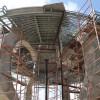 Avanza construcción del quiosco en Ciudad Madero