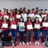 Entregan certificados TOEFL a 40 alumnos del CEINA-UAT