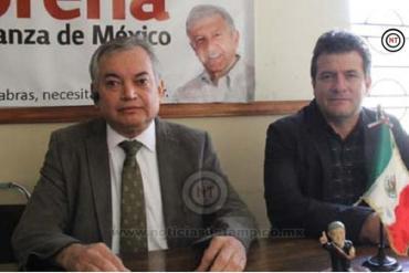 """""""DIPUTADO DE MORENA EN NUEVO LEÓN, PROMOTOR DE CORRUPCIÓN"""""""