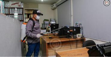 Garantiza Gobierno de Madero Entornos Laborales Seguros