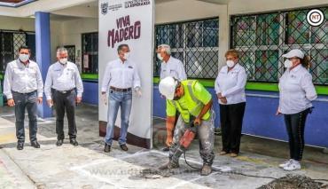 Gobierno de Adrián Oseguera le Apuesta a la Educación