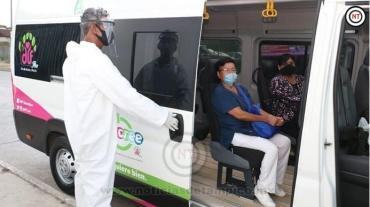 DIF Madero continúa apoyando a trabajadores de la salud