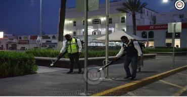 Actúa con 4 frentes sanitarios el Gobierno de Tamaulipas en lucha contra el COVID-19 en Reynosa.