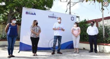 Garantiza Chucho Nader Mejoras en Planteles Educativos