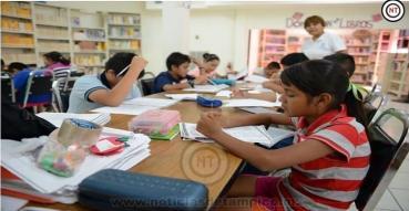 Apoyarán en matemáticas y español a 10 escuelas más