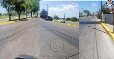 Gobierno de Madero trabaja en el mantenimiento de guarniciones
