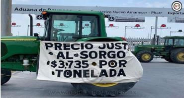 Sorgueros de Tamaulipas piden a Gobernación defina mesa de diálogo para precio justo