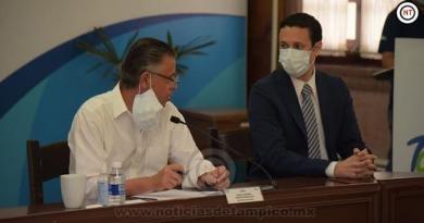 Chucho Nader Pide Licencia; va por la Reelección
