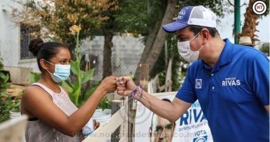 En El Progreso también ganará el PAN: Rivas