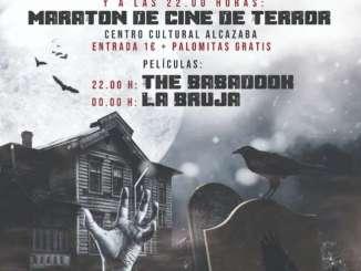 El IJEX colabora en las actividades alrededor del cine y las leyendas de terror de la Noche de Ánimas de Mérida