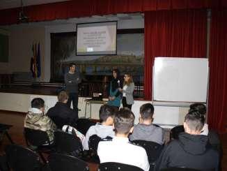La Junta de Extremadura conciencia al alumnado de la región sobre la importancia de la prevención de riesgos laborales