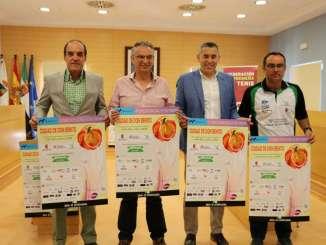 El director general de Deportes celebra la consolidación del Torneo Internacional de Tenis Femenino Ciudad de Don Benito