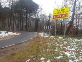 Pico Villuercas y el tramo de Barrado a Cabrero en la Ex-213