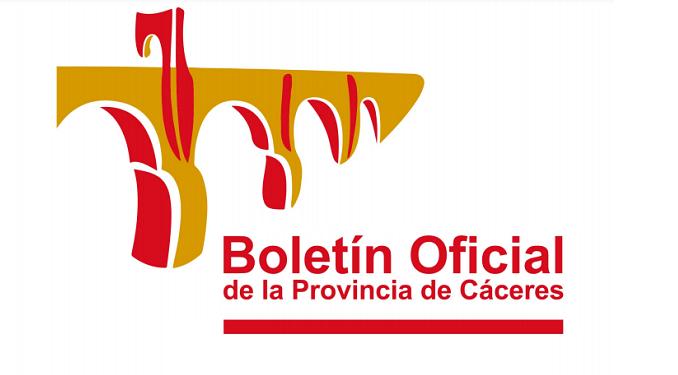 Boletíin Oficial de la Provincia de Caceres - BOP