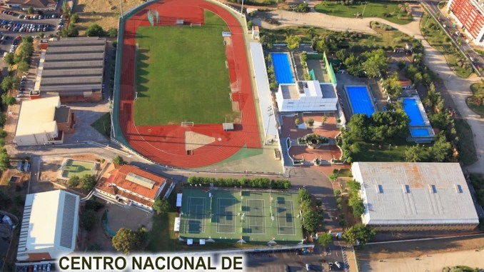 Centro de Tecnificación Deportiva 'Ciudad Deportiva de Cáceres'