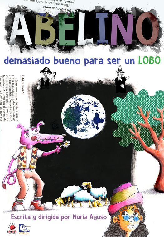 Teatro-infantil-en-Llerena-Abelino-demasiado-bueno-para-ser-un-lobo