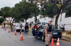 Na Bahia, carro não pode ser apreendido em blitz por causa de IPVA atrasado