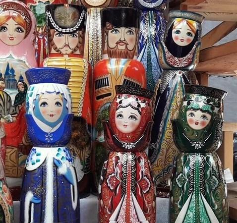 Rusia: anfitrión de culturas