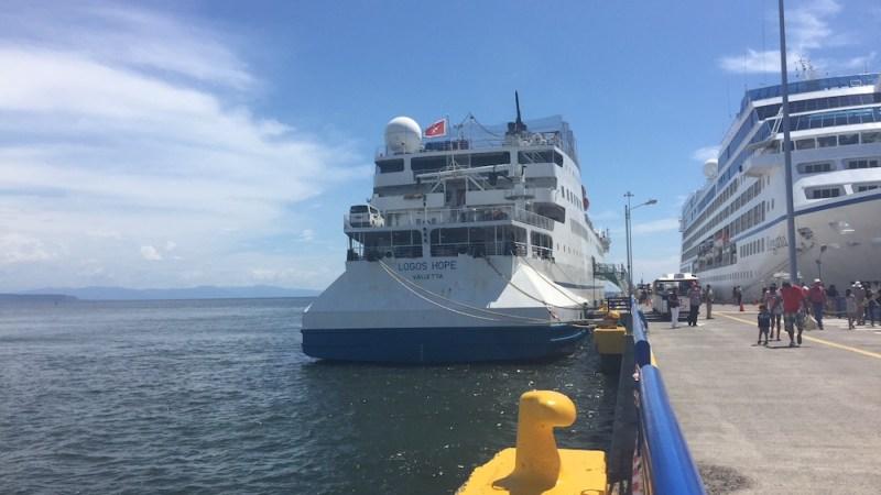 Logos Hope, un barco lleno de historias