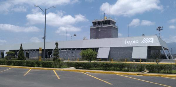 aeropuerto de tepic