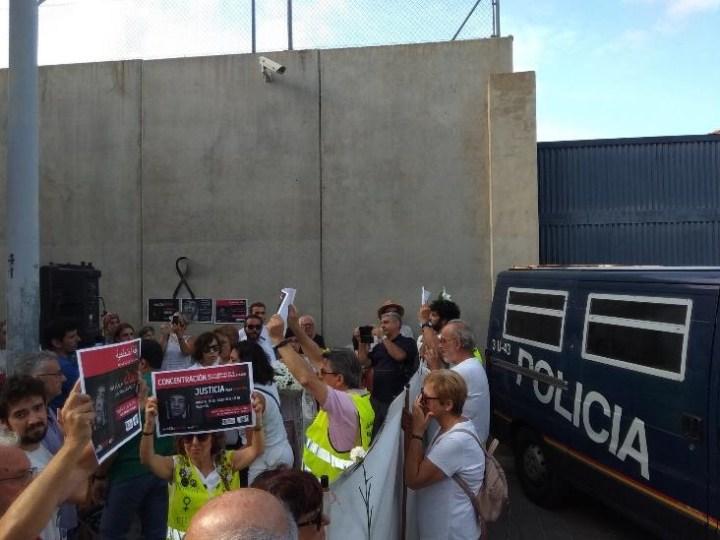 #CIESNO | Un informe responsabiliza al Estado de la muerte de Marouane en Zapadores