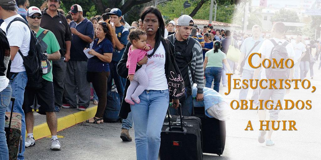 Las personas desplazadas internas