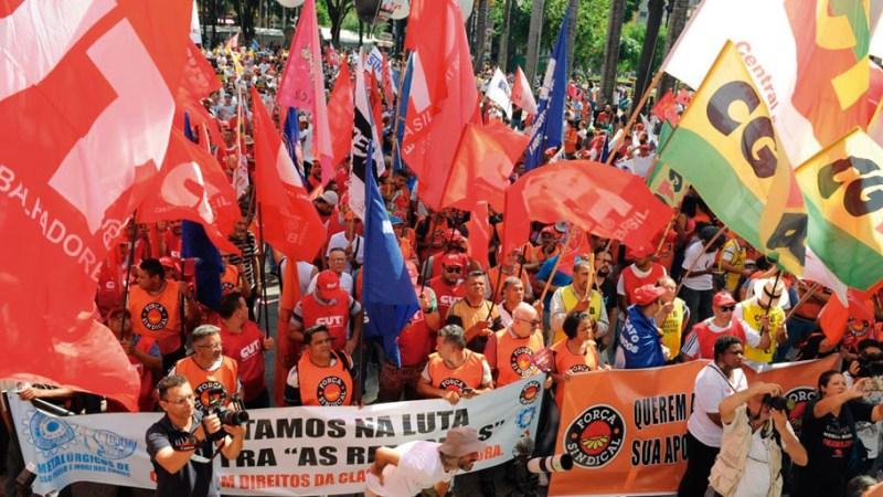 Serbia, India, Kenia y Brasil, acción sindical por los derechos laborales