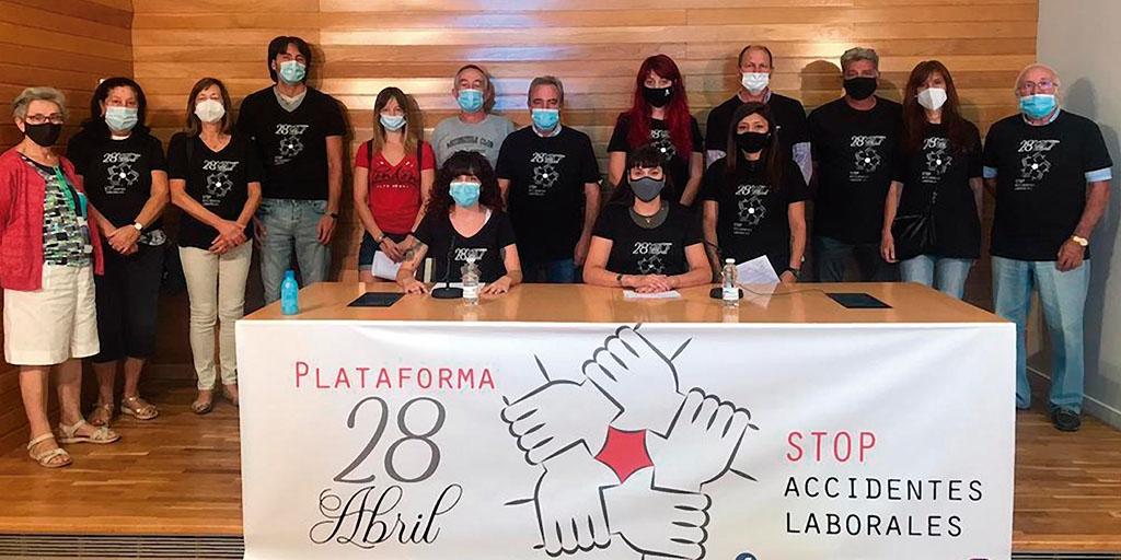 La Rioja: Stop accidentes laborales