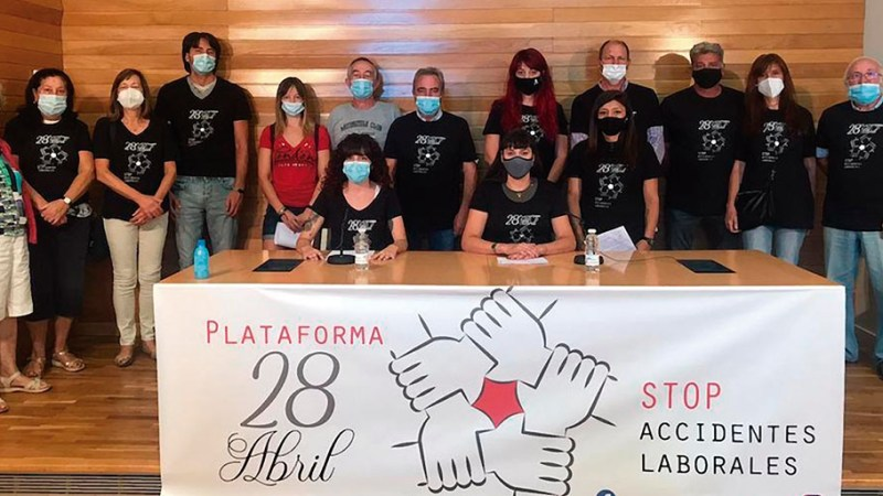 La Rioja: Stop accidentes laborales