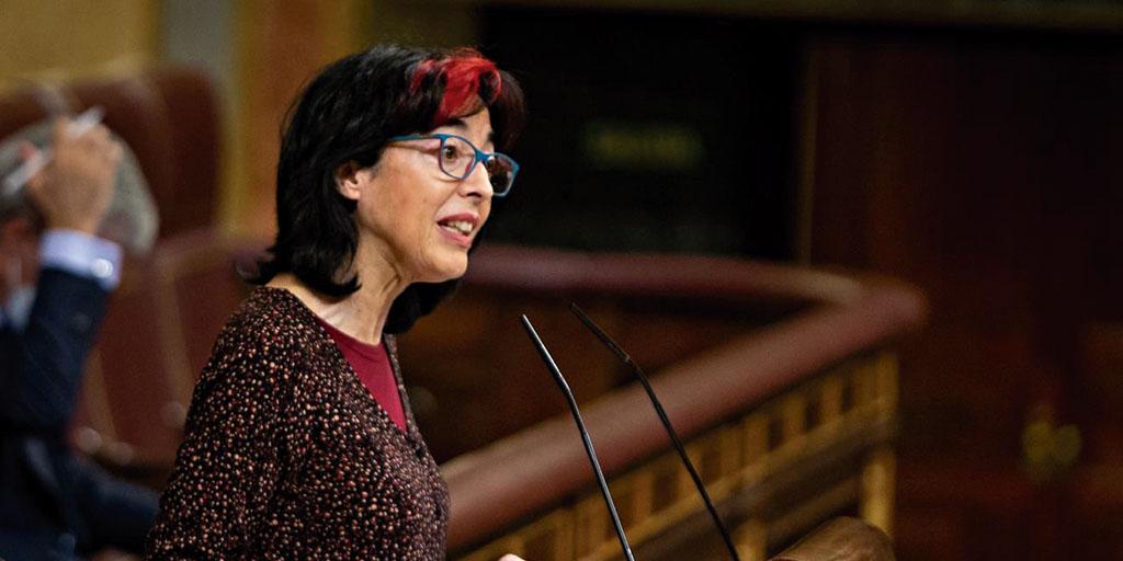 Marisa Saavedra: «Sin cambiar la mentalidad, no habrá cambios políticos profundos»