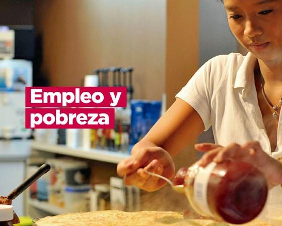 Empleo y pobreza
