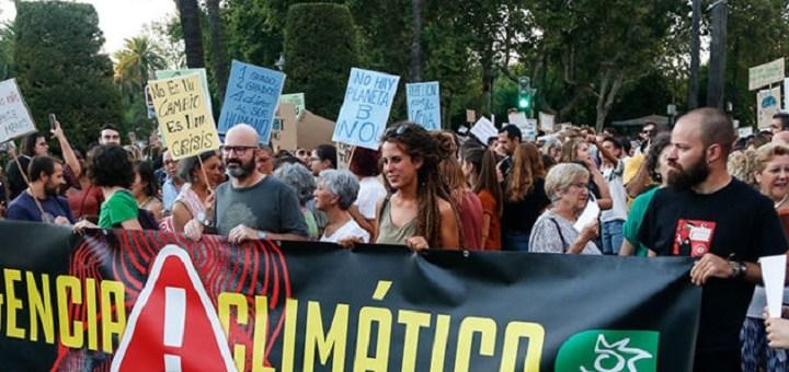 Cristianos y cristianas de Córdoba se unen por el clima