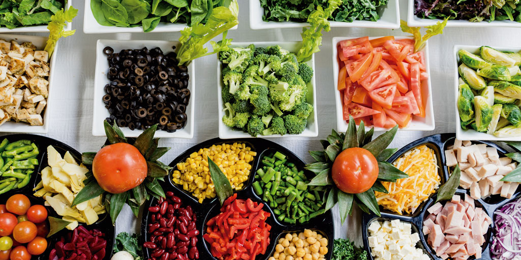 Comer sano en la escuela