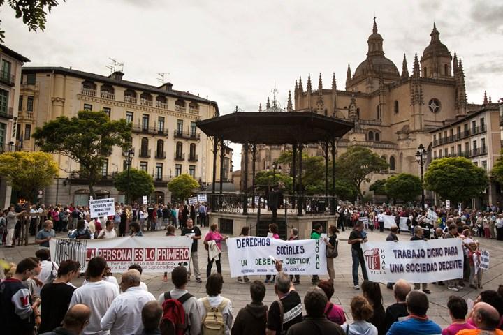 Luz verde para derogar el artículo del Código Penal que criminaliza el derecho de huelga