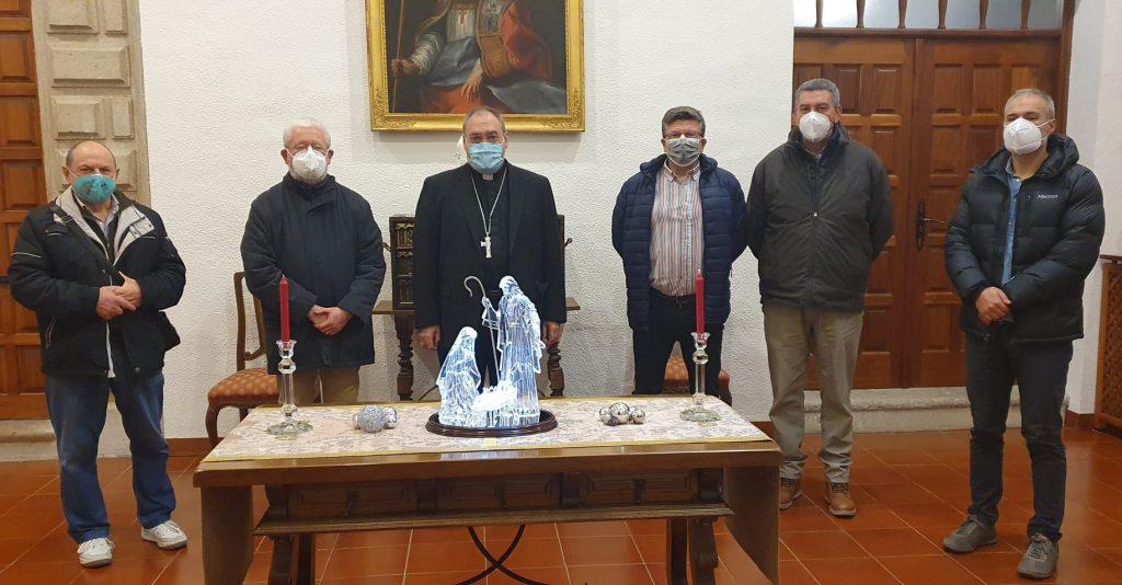 Iglesia y sindicatos en Ávila comparten preocupación por el impacto de la pandemia en el empleo