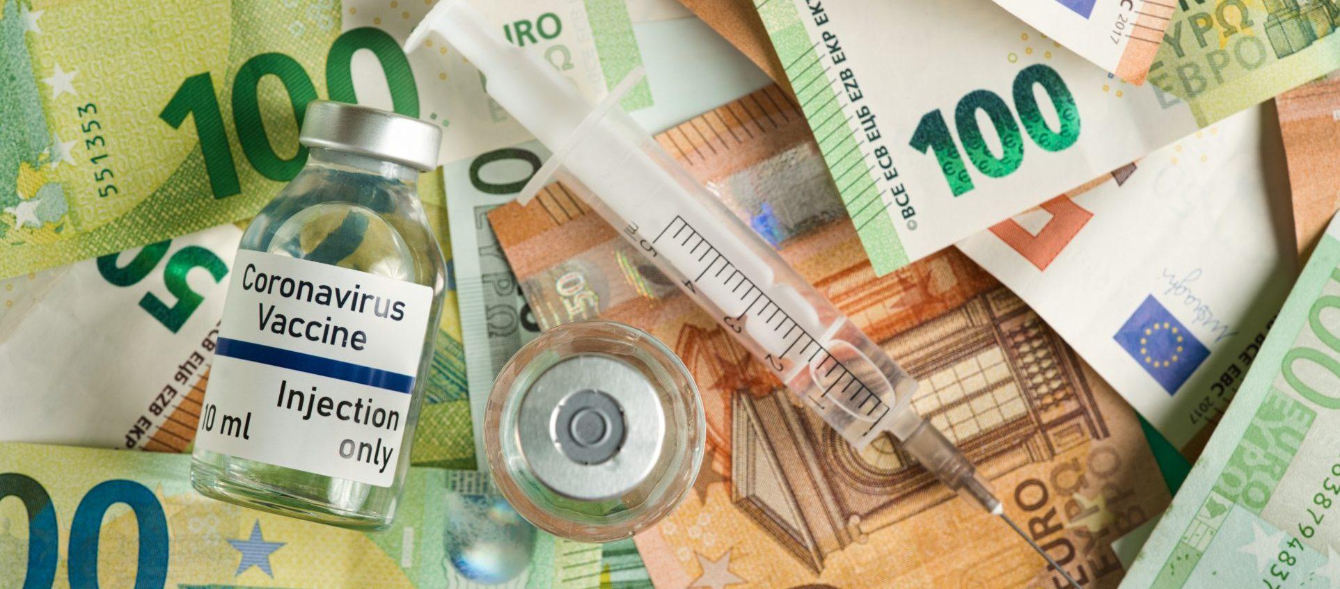 La vacuna de la COVID-19: el impacto social debe primar sobre el beneficio económico