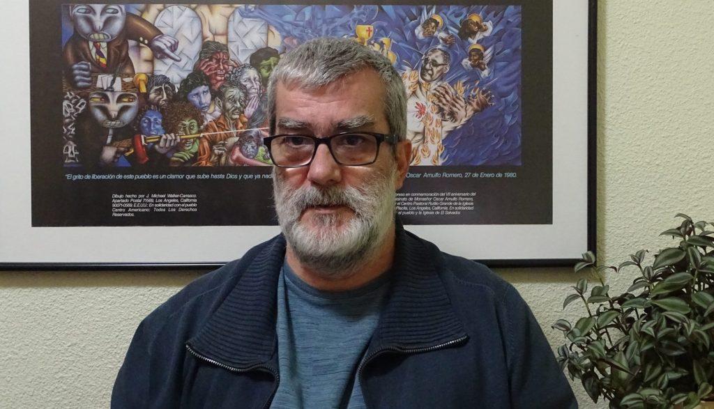 """Antonio Aranda: """"La tarea principal es tender puentes entre la Iglesia y el mundo del trabajo"""""""