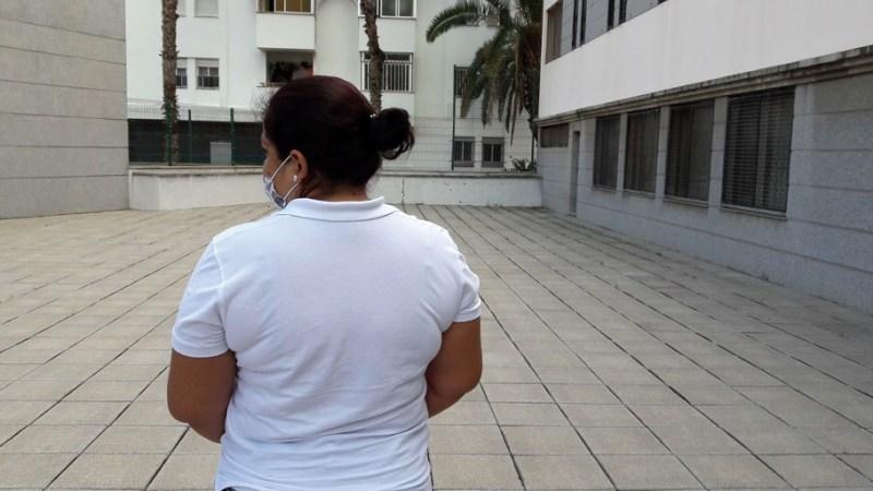 «Emigré para darle mejor vida a mi familia»