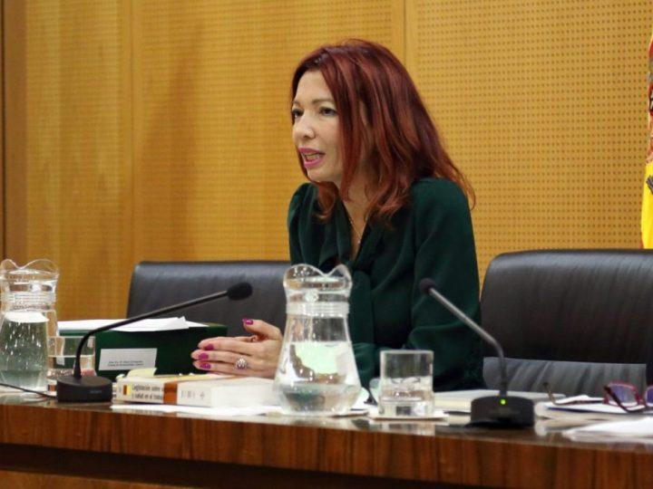 """Elena Carrascoso, fiscal de siniestralidad laboral: """"La complejidad técnica y la multitud de partes intervinientes, explica la tardanza de los procesos"""""""