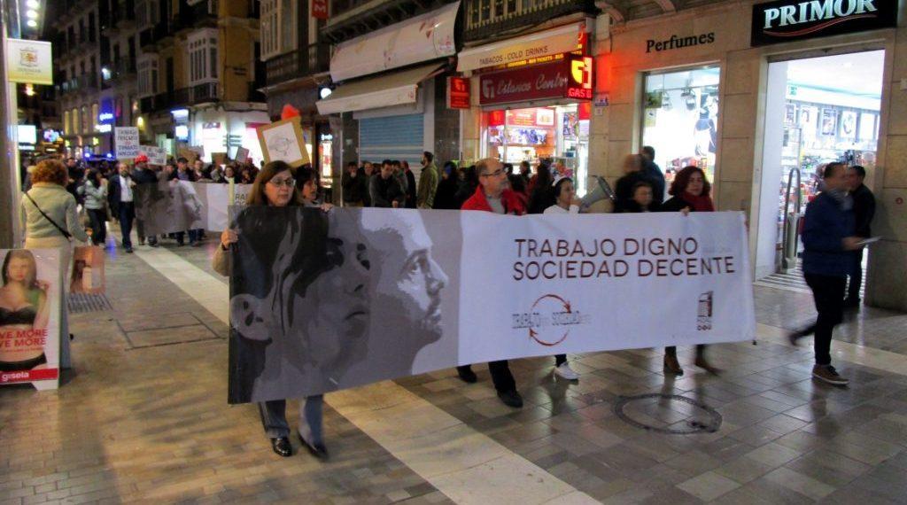 Ayer, hoy y siempre, una buena noticia para los trabajadores de Málaga