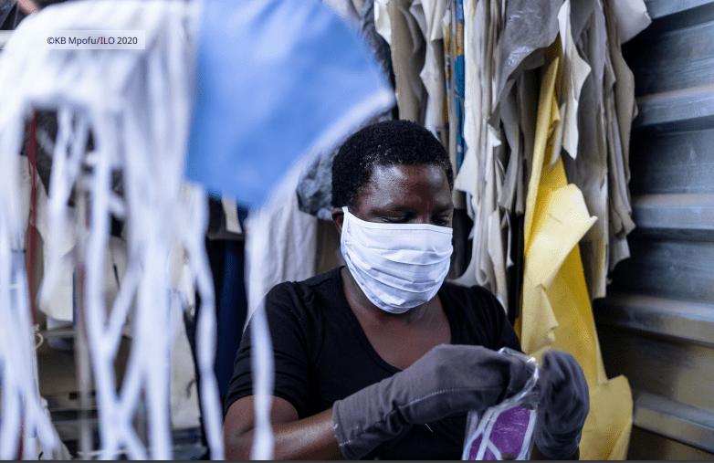 La crisis del trabajo provocada por la pandemia dejará profundas cicatrices sociales y laborales