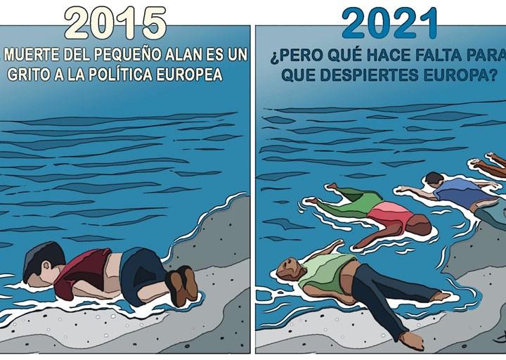 ¿Qué hace falta para que despierte Europa?