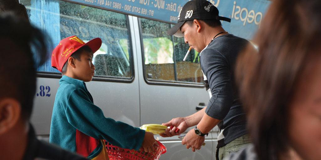 Acabar con el trabajo infantil