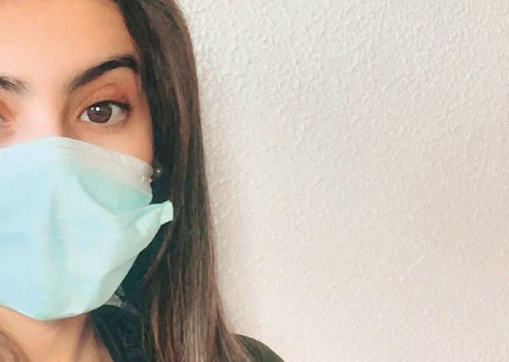 Maissae Aharti: «Ayudar a personas me hace feliz»