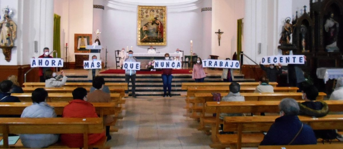 Iglesia en proceso de renovación