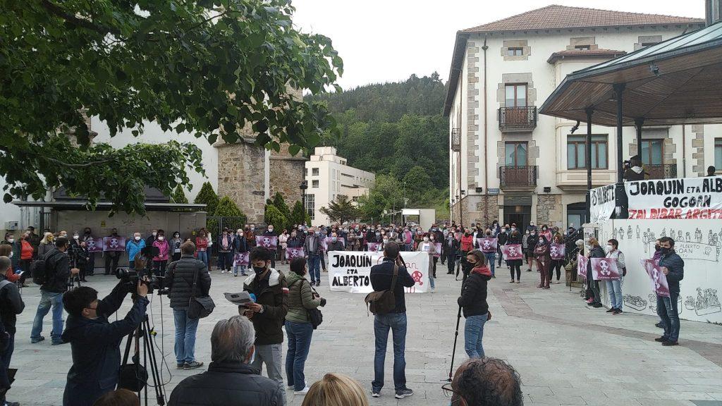 La Pastoral Obrera de Bilbao recuerda a Joaquín Beltrán y reclama mayores condiciones de seguridad en el trabajo